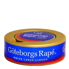 Göteborgs Rapé Lingon portion