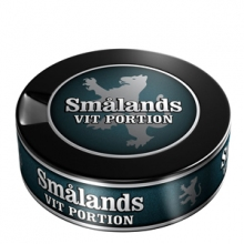Smålands Vit Portion