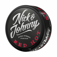 Nick & Johnny red hot