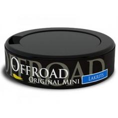 Offroad mini lakrits