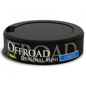 Offroad mini licorice
