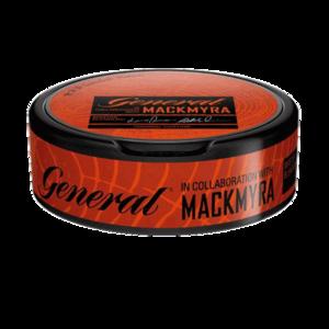 General Mackmyra portion