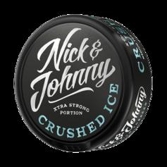 Nick & Johnny crushed ice